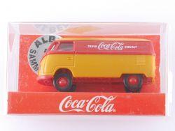 Albedo 400148 VW T1 Kastenwagen Coca Cola Bulli Bus 1:87 OVP