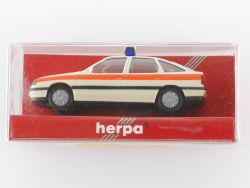 Herpa 041713 Opel Vectra Schrägheck Notarzt Modellauto 1:87 OVP
