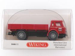 Wiking 044601 Pritschen LKW International Harvester 1:87 OVP
