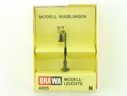 Brawa 4605 Straßenleuchte Modell Waiblingen Ep I Spur N OVP ST