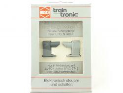 Busch 5962 Train Tronic IR Lichtschranke alle Spurweiten  OVP
