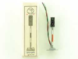 Plasticart Lichtsignal Metall Spur TT für Rokal NOS TOP! OVP STG