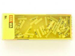 Brawa 3920 Kennzeichnungstüllen H0 48 Stk! Kabelmarkierungen OVP