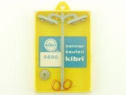 Kibri 5690 Bahnhofslaterne Lampe Straßenleuchte Modellbahn H0 OVP ST