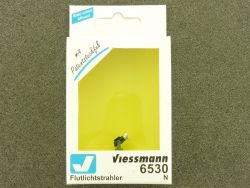 Viessmann 6530 Flutlichtstrahler Modellbahn Spur N OVP ST