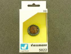 Viessmann 5022 Lagerfeuer Camping Feuerstelle Beleuchtung H0 OVP