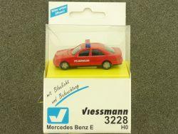 Viessmann 3228 MB Mercedes E Feuerwehr Beleuchtung Blaulicht OVP
