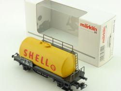 Märklin 00755-18 Kesselwagen Shell Tankwagen DB  OVP