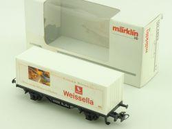 Märklin 4482.101 Werbewagen Weissella Lebkuchen 1:87 H0 OVP