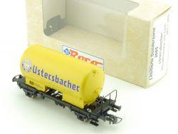 Roco Sondermodell Kesselwagen Ustersbacher Bierwagen nur 300x OVP