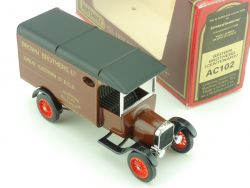Matchbox Code 3 Ford Model TT Brown Creaksof Camberley AC102 OVP