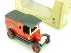 Matchbox Y-12 MOY Yesteryear Ford T Royal Mail GR Post OVP