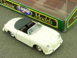 Corgi D 743/1 Porsche 356 B Open Top Speedster 1:43 OVP