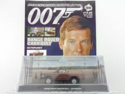 James Bond Collection 99 Land Rover Convertible Octopussy OVP