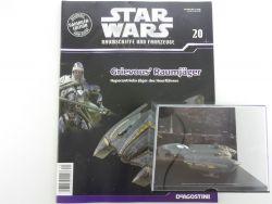 DeAgostini Star Wars Heft #20 Grievous Raumjäger Sammleredition OVP