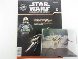 DeAgostini Star Wars Heft #23 ARC-170 Jäger Starfighter OVP
