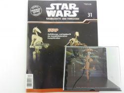 DeAgostini Star Wars Sammleredition Heft #31 Stap Droiden OVP