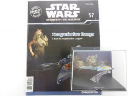 DeAgostini Star Wars Heft #57 Gunganischer Gungam Sub U-Boot OVP