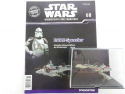 DeAgostini Star Wars Heft #60 BARC-Speeder Klonkrieger OVP