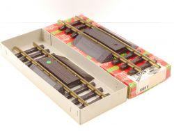 Lehmann 1000 KW LGB Kehrschleifengarnitur 2x Trenngleis Spur G OVP ST