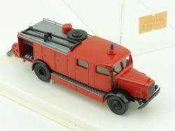 Brekina 4420 Mercedes MB S 4500 LF 25 Feuerwehr 1:87 OVP ST
