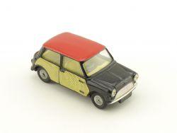 Corgi Toys 249 Morris Mini Cooper Wickerwork De-Luxe N MINT!