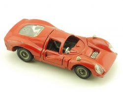 Mebetoys A-27 Ferrari P4 Red Diecast Modellauto 1:43