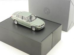 Minichamps BMW 3 E90 Limousine Werbemodell Dealers box 1:43 OVP
