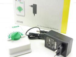 Trix 66508 Fahrregler mit Schaltnetzteil 230 Volt 18 VA OVP