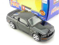 Bburago Burago 0919 Street Fire Ford Mustang GT 2006 1:43 OVP