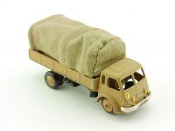 CIJ Le Camion 7t Renault Militärmodell Umbau Diecast 50er