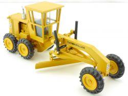 NZG 150 Cat Caterpillar Motorgrader 12 G Baufahrzeug 1:50
