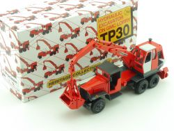 Conrad Poclain 2928/0 Bagger TP30 Greifer GMC Lorry selten! OVP