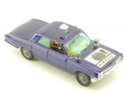 Corgi 497 Man from UNCLE Oldsmobile Super original alt TOP!