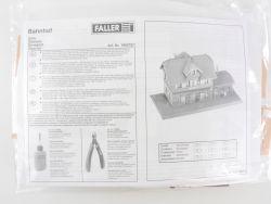 Faller 190375/1 Bahnhof Modellbahn Haus H0 ungeöffnet Beutel OVP