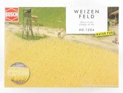 Busch 1204 Weizen Feld Bausatz Landschaftsbau Modellbahn H0 OVP