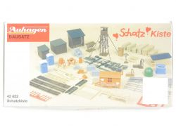 Auhagen 45 652 Schatzkiste Bausatz Ausschmückung H0  OVP
