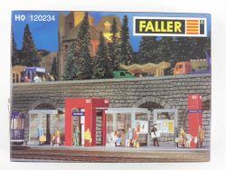 Faller 120234 DB-Depot Pluspunkt Bausatz für Bahnhof H0 OVP