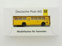 Brekina Serie 4 Mercedes MB O 317 K Bus Deutsche Bundespost OVP ST
