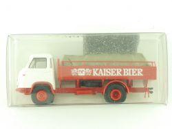 Brekina 43214 Borgward B 655 Biertransporter Kaiser NEU! OVP