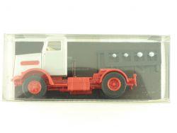 Albedo MAN Diesel 650 Zugmaschine Sattelzug LKW Kirmes 1.87 OVP