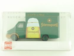 Busch 47920 Iveco Daily Sternquell Bierlaster Transporter NE OVP