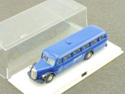 Brekina 5030 Mercedes MB O 5000 Reisebus Biebertal NEU! OVP