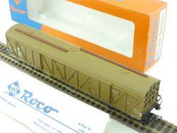Roco 4369C Güterwagen Bromberg 10 021 GGths DR AC KKK H0 OVP