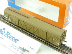 Roco 4369 C 46232 Güterwagen DC Bromberg 10 021 GGths DR KKK OVP