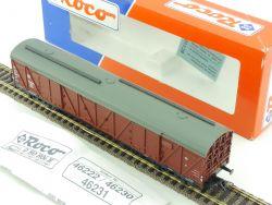 Roco 46222 Güterwagen DC Bromberg 10 011 GGths DRG KKK H0 OVP