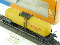 Roco 4355B Kesselwagen AC Tank Shell 076 5 354-6 H0 DB EVP