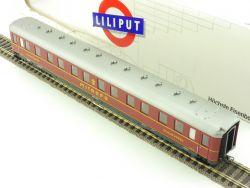 Liliput 837 01 Schürzenwagen Schlafwagen DC Mitropa DRG OVP
