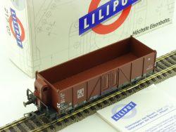 Liliput 217 07 Güterwagen Ommr 33 Europ Federpuffer DB DC NEU OVP