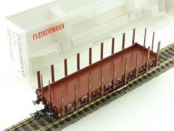 Fleischmann 5226 K Rungenwagen DC DRG Stuttgart KKK wie neu  OVP